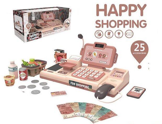 Кассовый детский аппарат 888 J 25 предметов