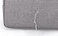 Косметичка-несессер (дорожный) мужской - темно серый, фото 4