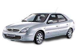 Брызговики для Citroen (Ситроен) Xsara 2 2000-2006