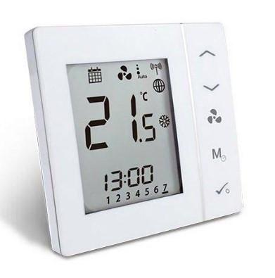 Терморегулятор Salus для фанкойлов с возможно использования в системе Smart Home FC600