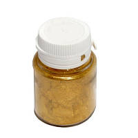 Красивейший Кандурин Плотное сусальное, желтое золото, ОАЭ, 5 г