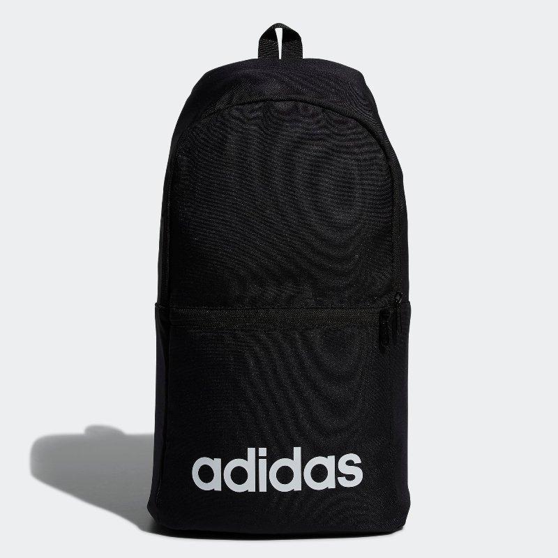 Рюкзак спортивный adidas LINEAR CLASSIC DAILY GE5566 (черный, отделение для планшетов / ноутбуков, адидас)
