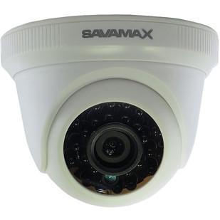 Уличная  видеокамера SAV 50 IP с ИК подсветкой на 2 МП формата AHD