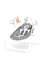 Детский шезлонг Кресло-качалка Lionelo Ruben, фото 3