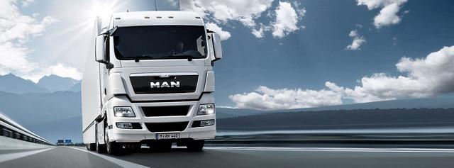 Ремонт грузовиков MAN - фото
