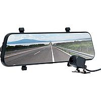 Зеркало с видеорегистратором Globex GE-801WR Wi-Fi и камерой заднего вида