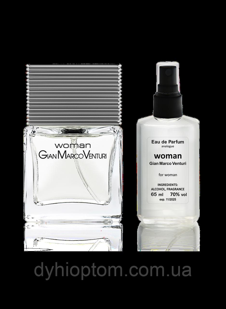 Парфюмированная вода для женщин Gian Marco Venturi Woman 65ml