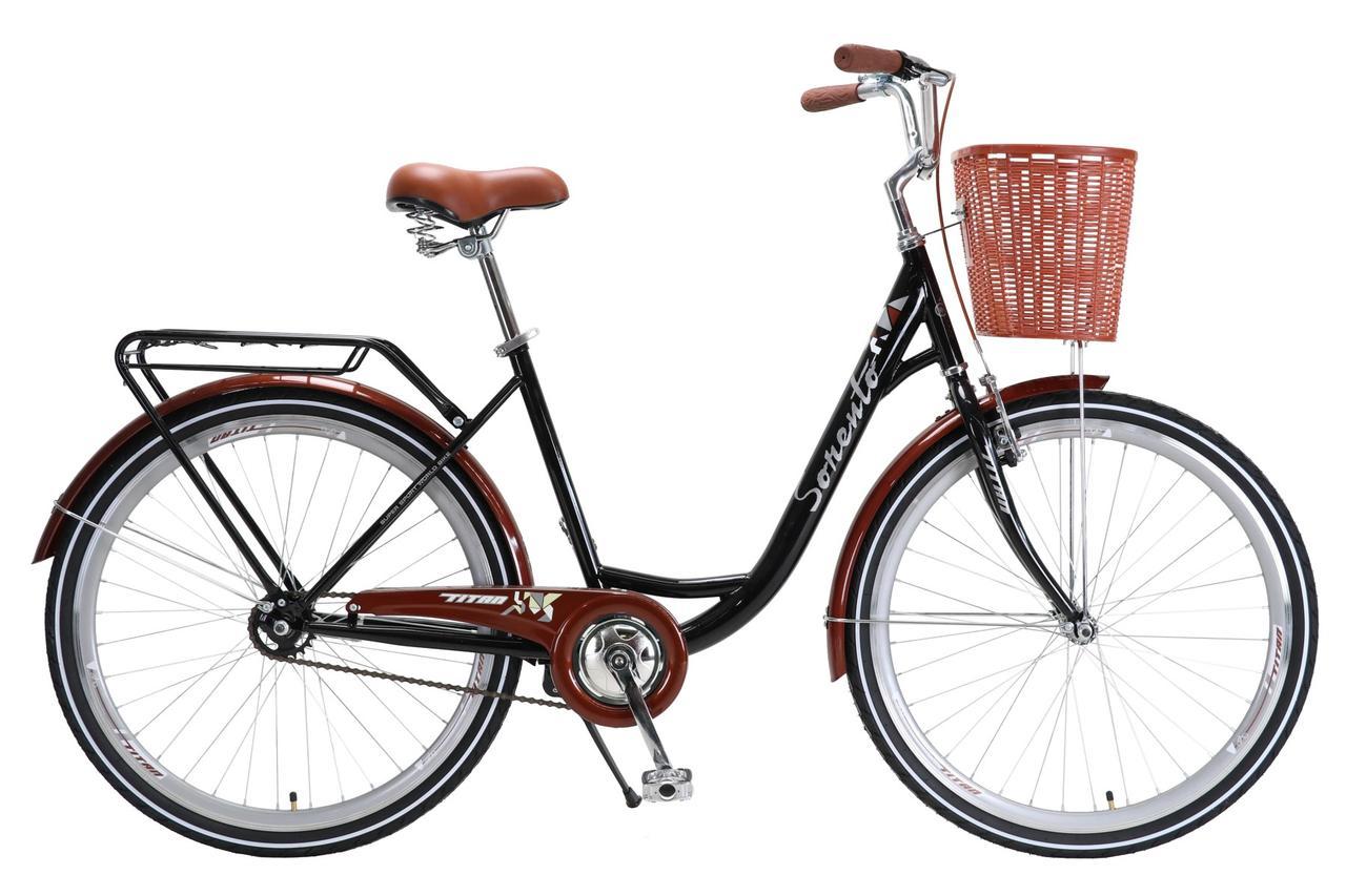 Велосипед 26 Titan Sorento Lady