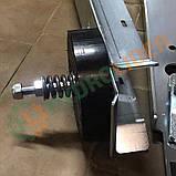 Поворотный механизм Hyva (поворотная муфта) для шлангов 14801110, фото 4