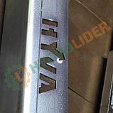 Поворотный механизм Hyva (поворотная муфта) для шлангов 14801110, фото 6