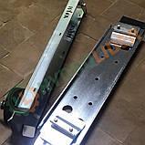 Поворотный механизм Hyva (поворотная муфта) для шлангов 14801110, фото 7