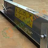 Поворотный механизм Hyva (поворотная муфта) для шлангов 14801110, фото 3