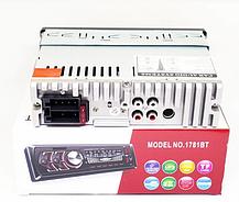 Автомагнитола 1DIN MP3 1781BT (1USB, 2USB-зарядка, TF card, bluetooth)  Автомагнитола Pioneer 1DIN MP3 1781BT, фото 2
