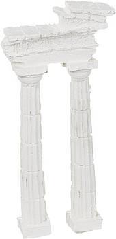 Декор в аквариум Греческая колонна двойная 12*4*24 см Croci Amtra