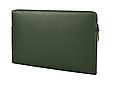 Чехол для Макбук Macbook Air/Pro 13,3'' 2008-2020 ЕКО - зеленый, фото 3