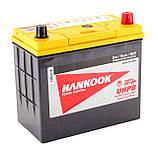 Аккумулятор автомобильный Hankook 6СТ-55 АзЕ Asia UMF75B24LS, фото 2