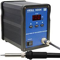 Паяльная станция для бессвинцовой пайки YIHUA 900H (индукционная), 90W, 200-480°C, 100-450°C, 50-420°C