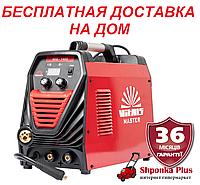 Сварочный полуавтомат/ инвертор MIG-MAG + MMA, 140А, Латвия, Vitals Master MIG 1400