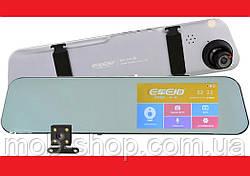 Дзеркало відеореєстратор DVR A29 з двома камерами touchscreen HD1080