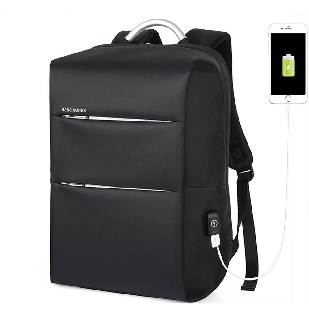 Городской рюкзак Kaka 502 для ноутбука и планшета, с USB портом и RFID защитой, 20л