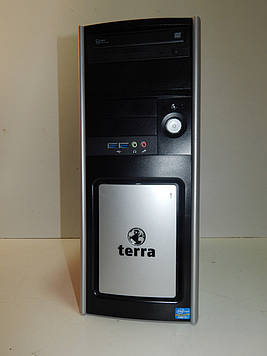 Игровой компьютер Terra 5000 i5-4440 (3.1 MHz) RAM 8 ГБ HD7570 1GB  Socket: 1150 Б\у