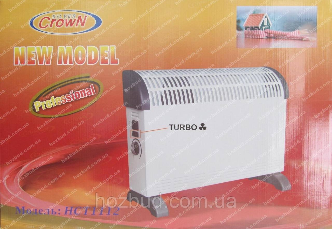 Электроконвектор Silver Crown HCT1112 (вентилятор, 2000 Вт)