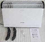 Электроконвектор Silver Crown HCT1112 (вентилятор, 2000 Вт), фото 3