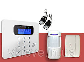 Сигнализация GSM беспроводная ZC-GSM 023 Наборы комплектов (С-023)