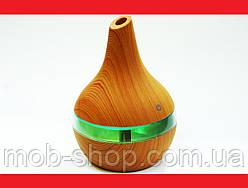 Увлажнитель воздуха / мини арома диффузор с RGB подстветкой 066