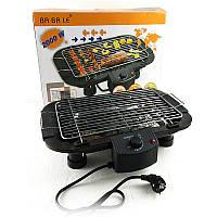 Барбекю Гриль Электрический BaBaLe 2000 Вт плита с поддоном для дома и кафе (578 V)
