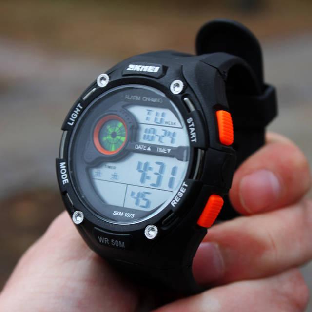 Спортивные часы Skmei 1075 - фотообзор 32