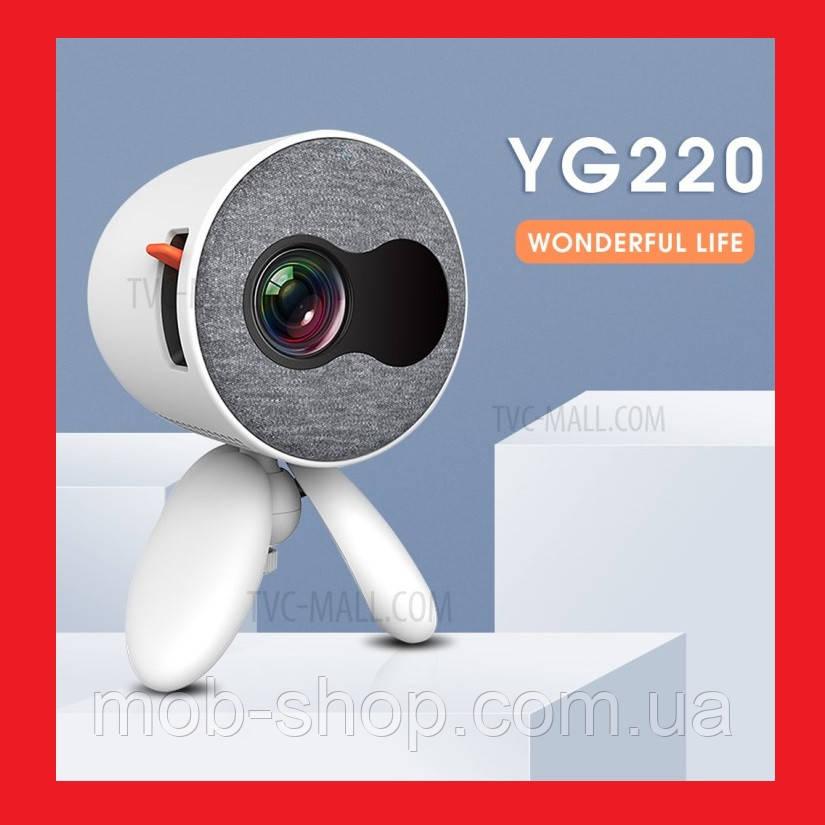 Мультимедийный проектор Led Projector YG220 Android WiFi