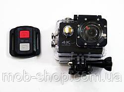 Спортивна Action Camera Екшн камера Q3H WiFi 4K + пульт (камера для дайвінгу та відпочинку)