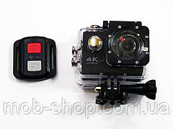 Спортивная Action Camera Экшн камера Q3H WiFi 4K + пульт (камера для дайвинга и отдыха)