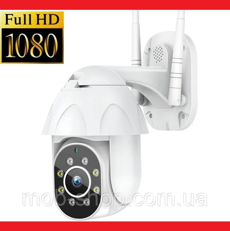 Бездротова камера для відеоспостереження та охорони WiFi IP-камера N6 з віддаленим доступом вулична