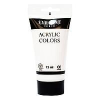 Акриловая краска SARGENT ART White 75 мл