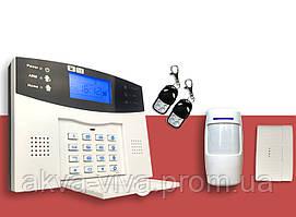 Сигнализация GSM-015 беспроводная Наборы комплектов (С-015)
