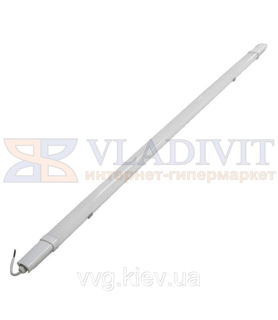 Світильник світлодіодний промисловий лінійний 36Вт 6400K WL36-SLIM 2880Лм IP65