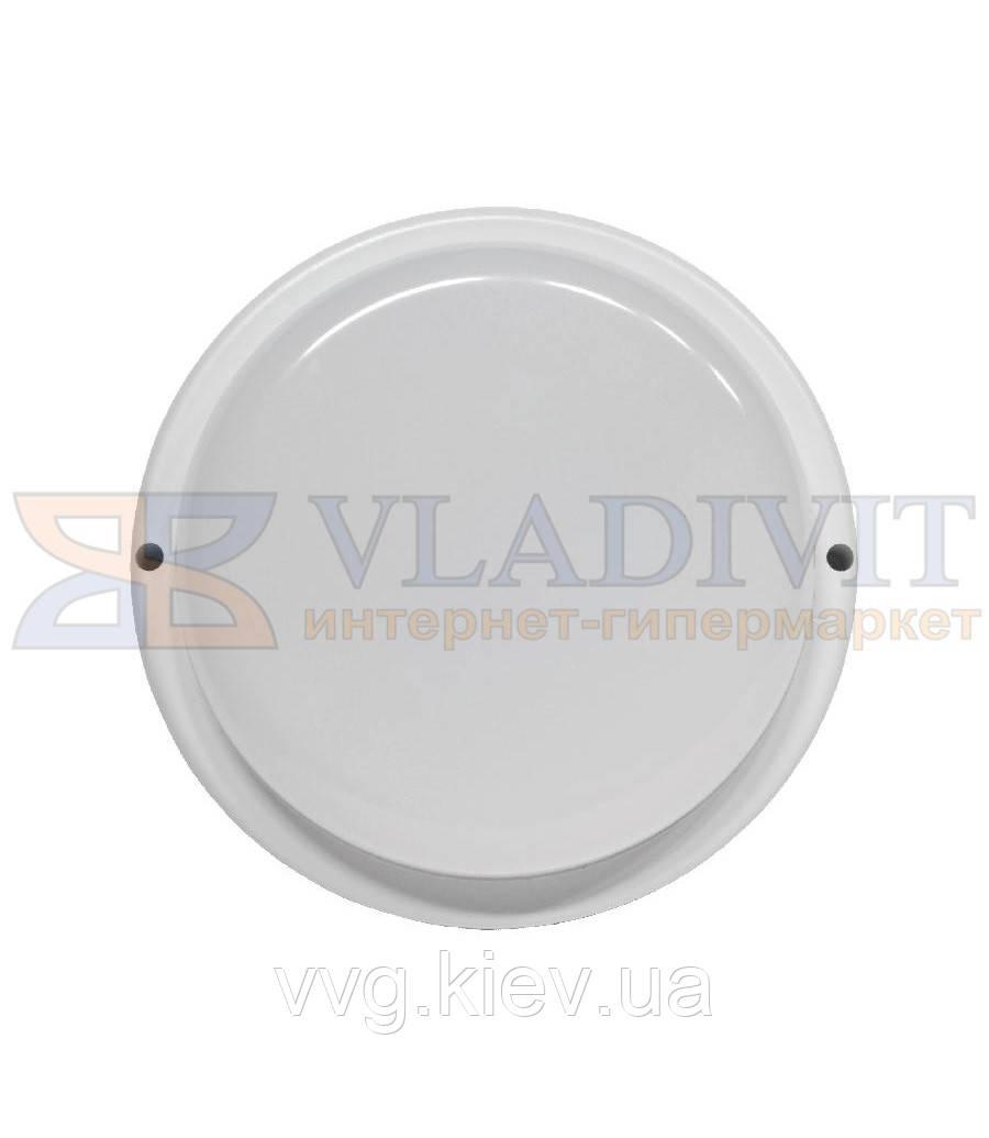 Світильник світлодіодний накладний ЕВРОСВЕТ 12Вт коло CL-305 6400K IP65 для ЖКГ