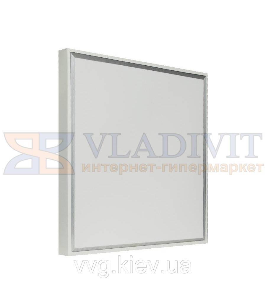 Панель світлодіодна накладна 36Вт 220-240В (605х605х50мм PANEL-B2B 6400K) комплект з рамкою