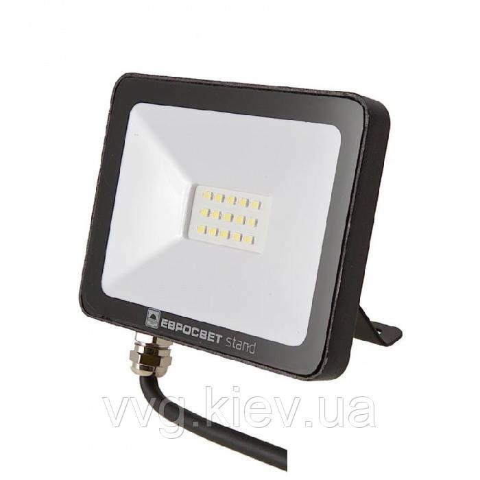 Прожектор світлодіодний 20Вт 6400К 1600Лм (EV-20-504) STAND-XL, ЕВРОСВЕТ (000040522)