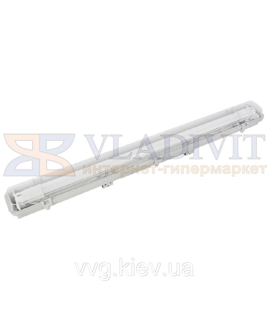 Світильник промисловий лінійний EVRO-LED-SH-10 1*600 SLIM під трубчасту світлодіодну лампу Т8