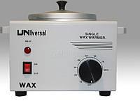 Воскоплав баночный металлический  Single wax warmer  500мл