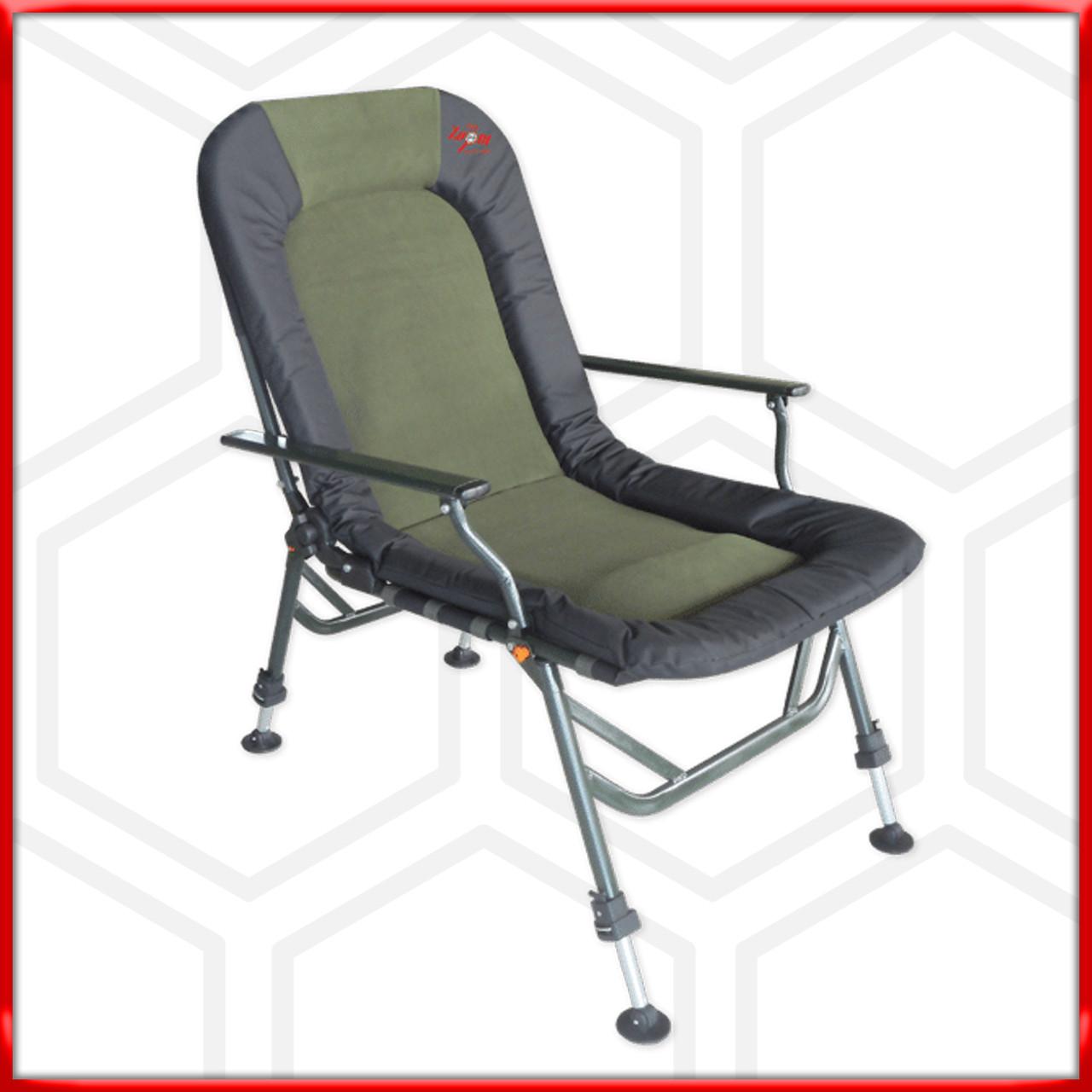 Рибальське крісло Carp Zoom Heavy Duty 150 + (CZ 4726)