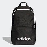 Рюкзак спортивний adidas LINEAR CLASSIC DAILY DT8633 (чорний, відділення для планшетів / ноутбуків, адідас)