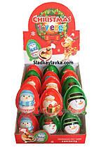 Яйцо Christmas Toy Eggs 24 шт (Prestige)