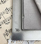 Старая английская фоторамка, рамка для фото, олово, Англия, винтаж, фото 6
