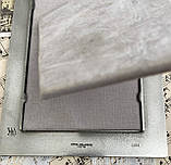 Старая английская фоторамка, рамка для фото, олово, Англия, винтаж, фото 8