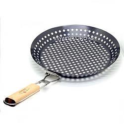 Сковорода для барбекю 30 см / Жаровня для мангала