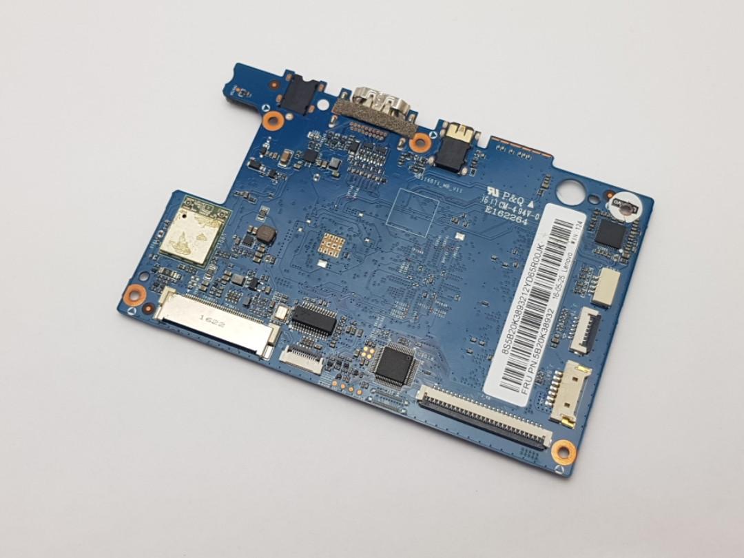 Материнская плата Lenovo 100S-11IBY 32Gb N3735F 5B20K38932 с разборки (100% рабочая)